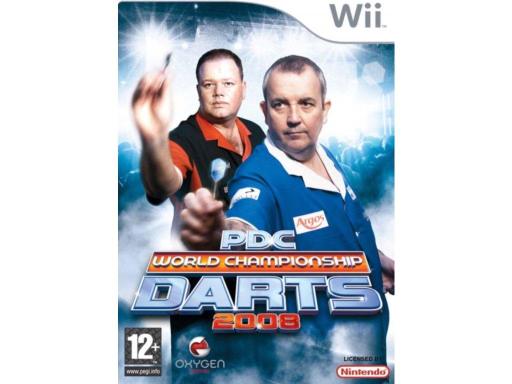 Wii PDC World Championship Darts 2008