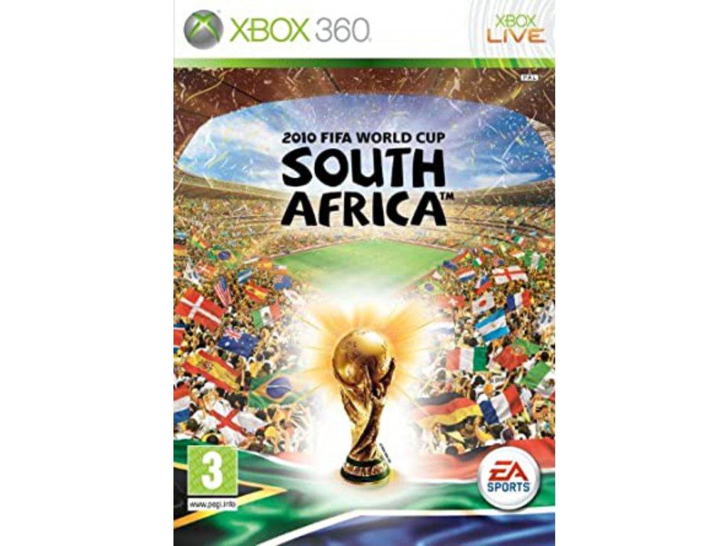 XBOX 360 FIFA WORLD CUP 2010