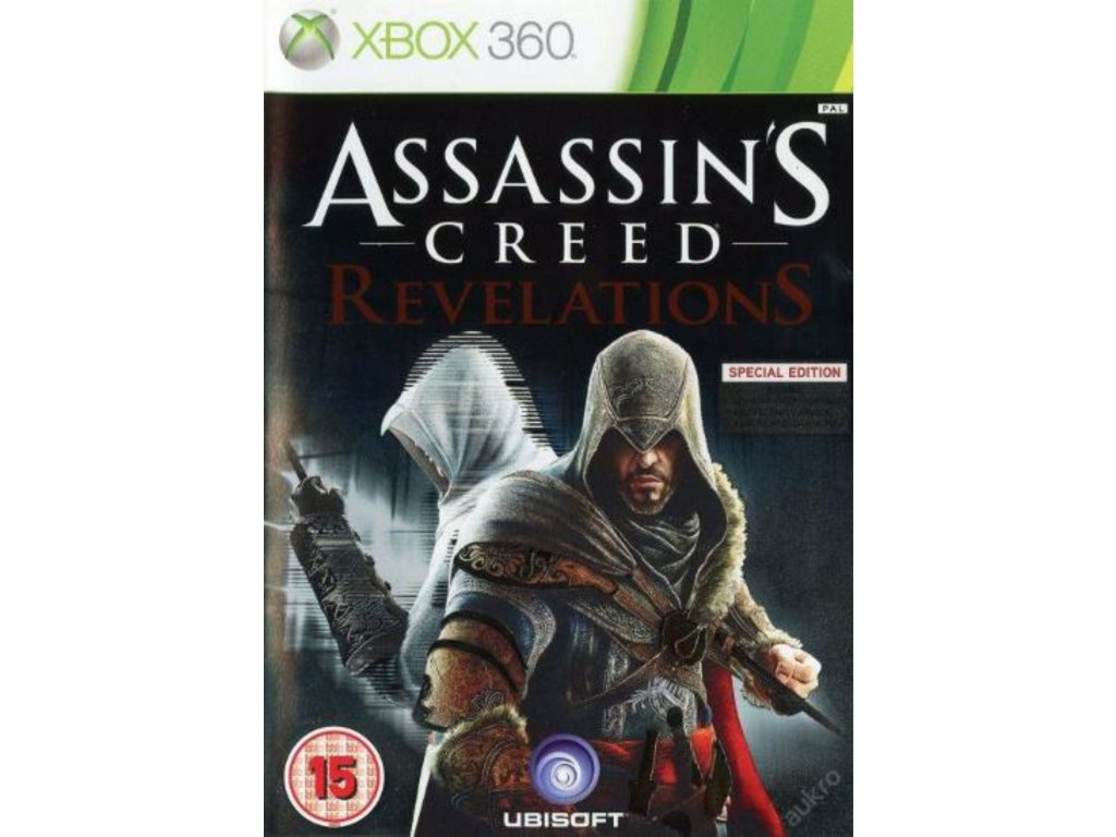XBOX 360 Assassins Creed Revelations Special Edition