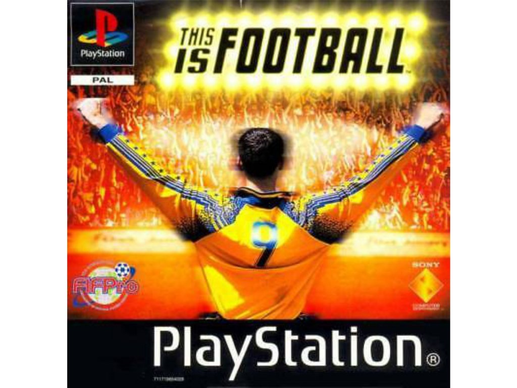 PS1 This Is Football
