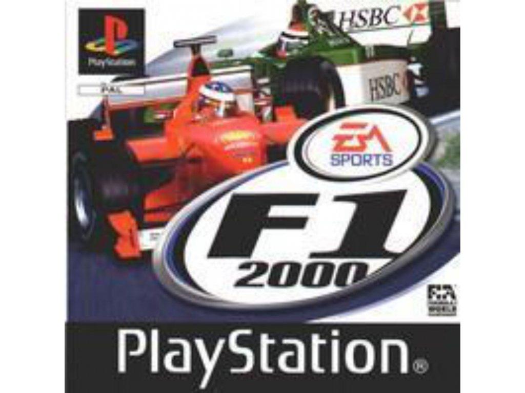 PS1 F1 2000