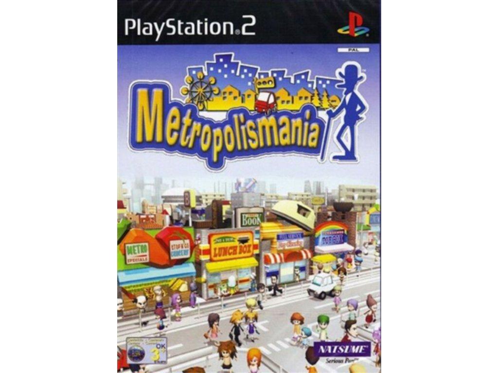 ps2 metropolismania