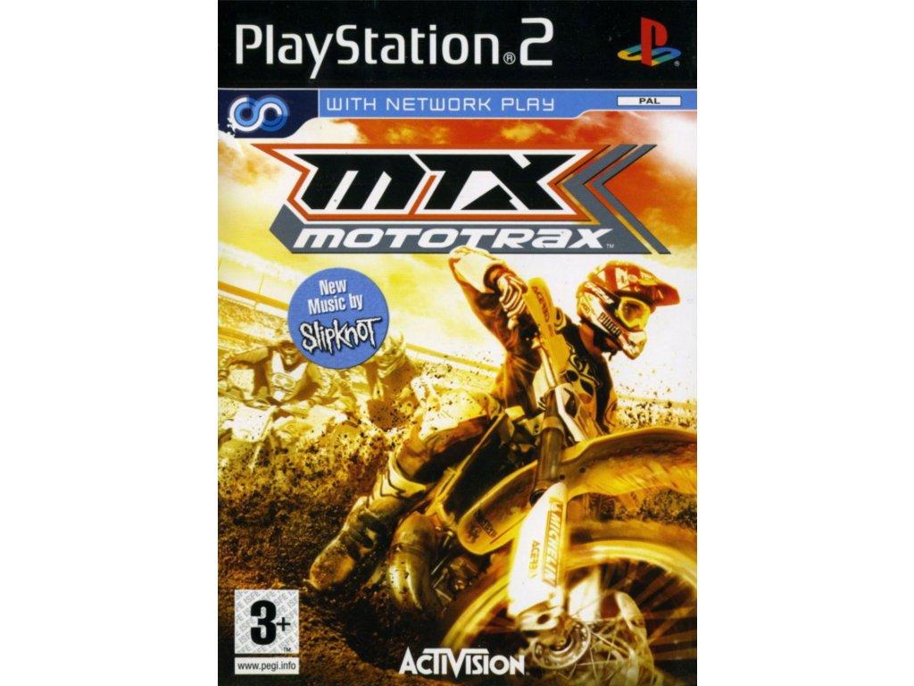 PS2 mtx mototrax