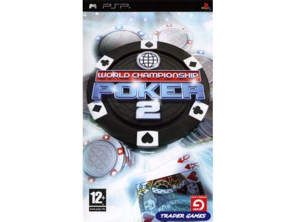 PSP World Championship Poker 2