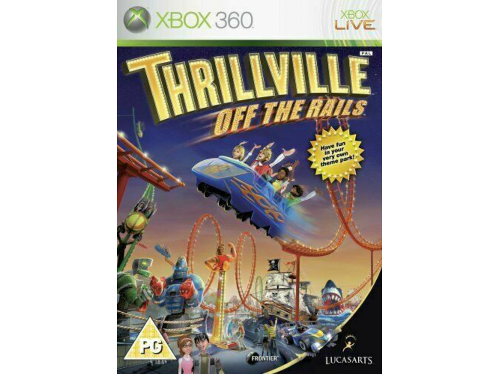 XBOX 360 Thrillville