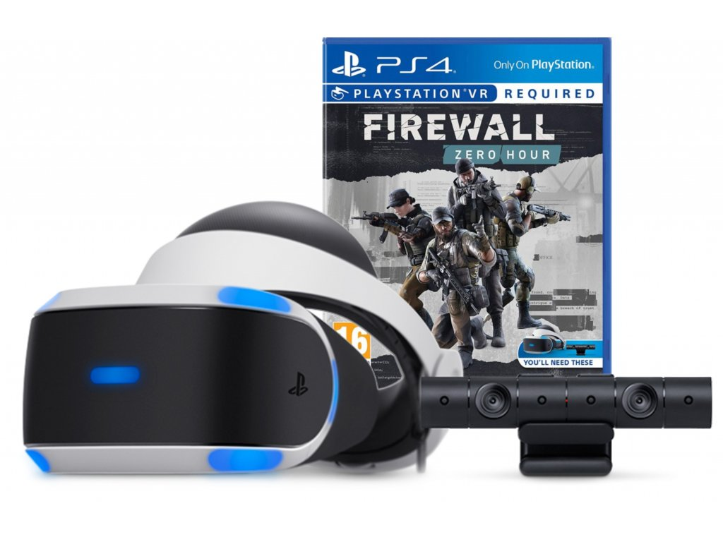 Playstation 4 VR v 2 + firewall