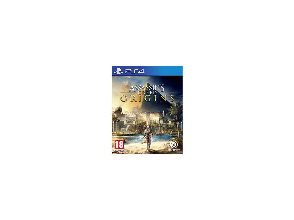 PS4 Assassin's Creed: Origins CZ (nová)