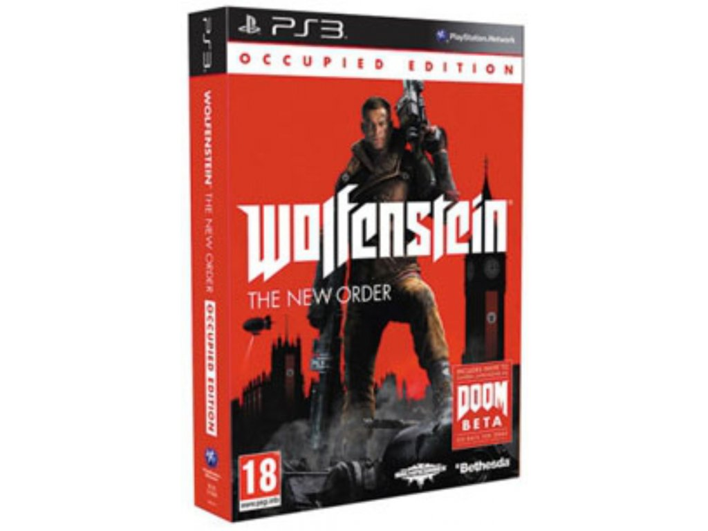 Wolfenstein The New Order Occupied Edition