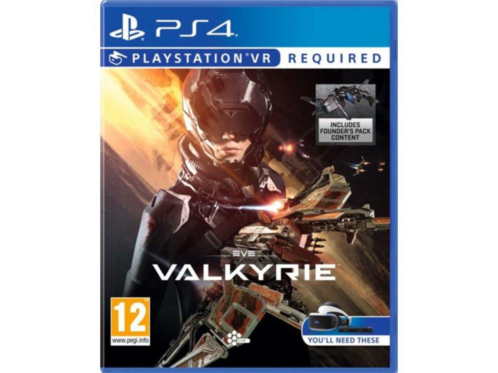 PS4 eve valkyrie