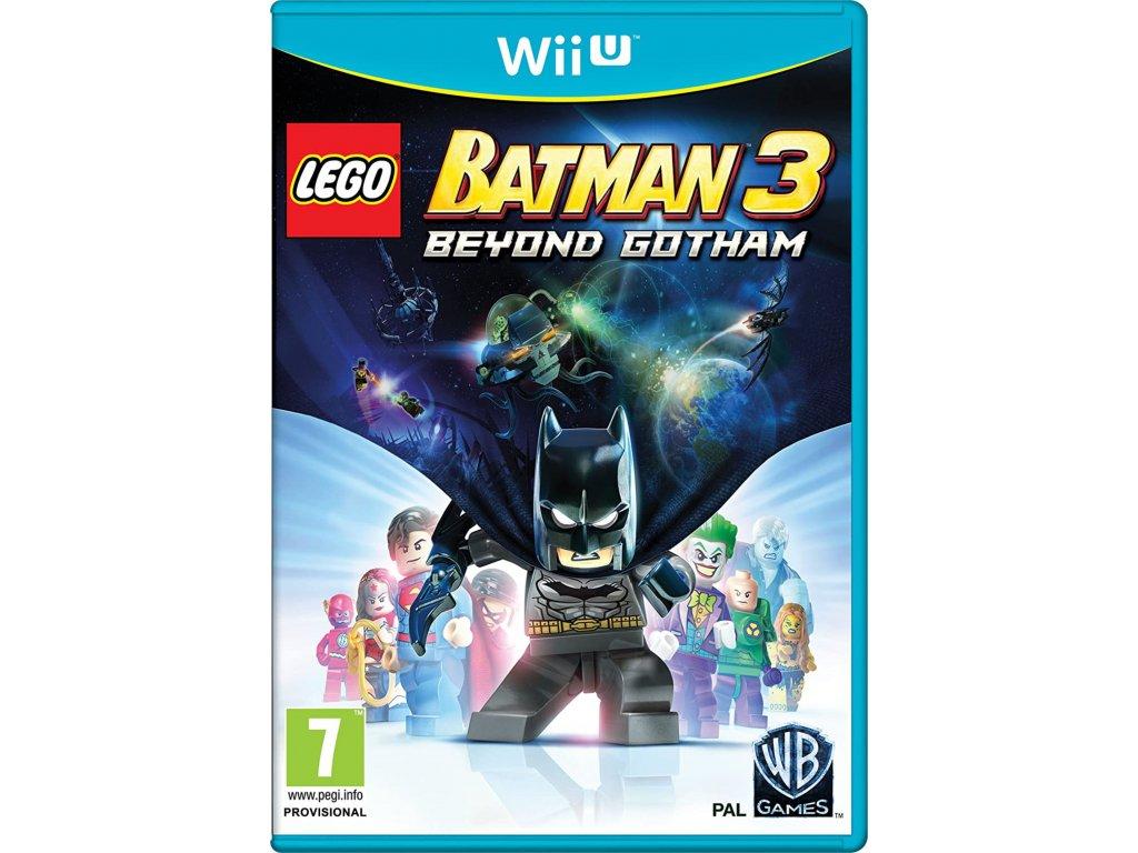 WiiU LEGO Batman 3 Beyond Gotham