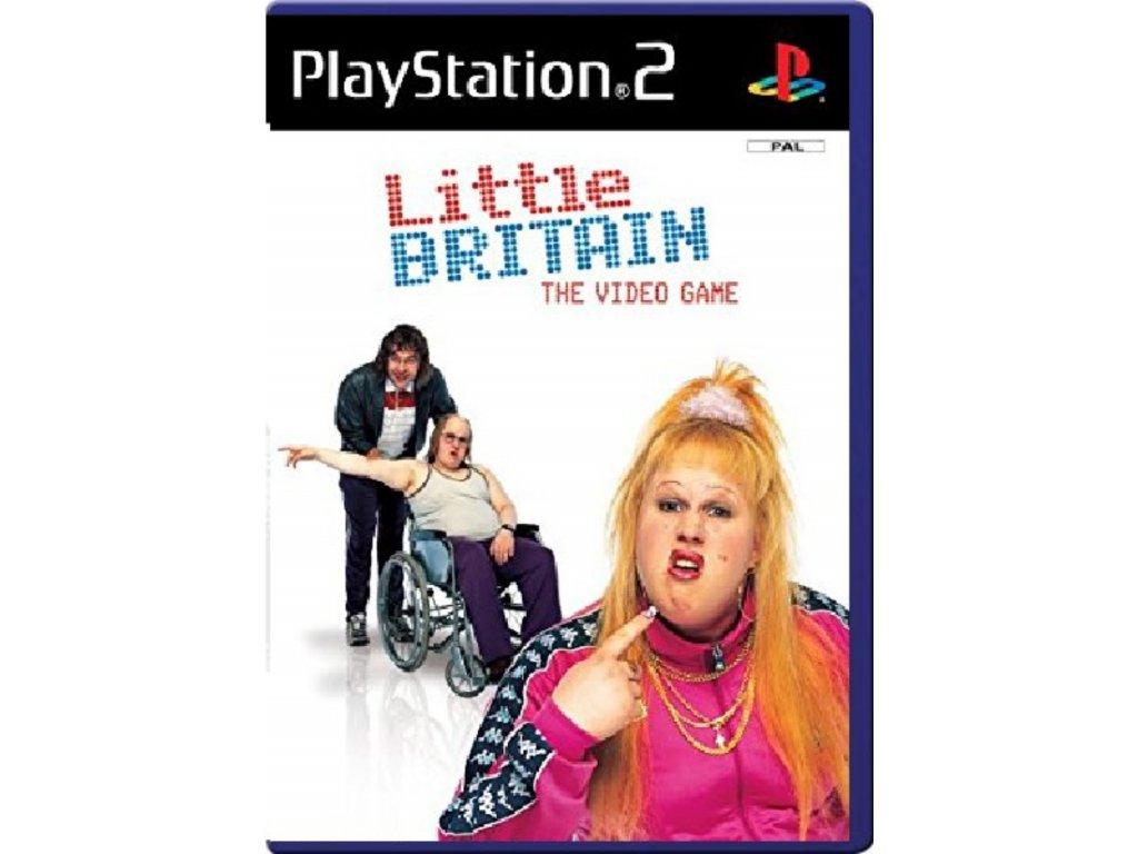 PS2 little britain