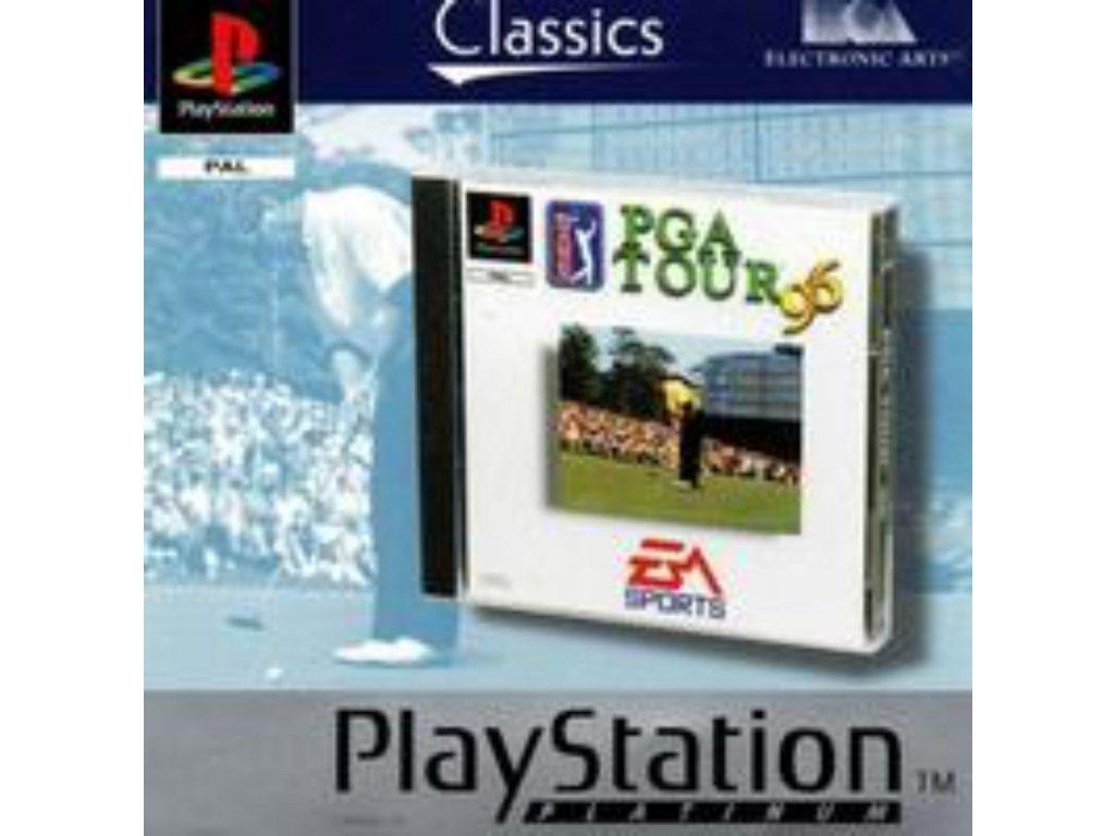 PS1 pga tour 96