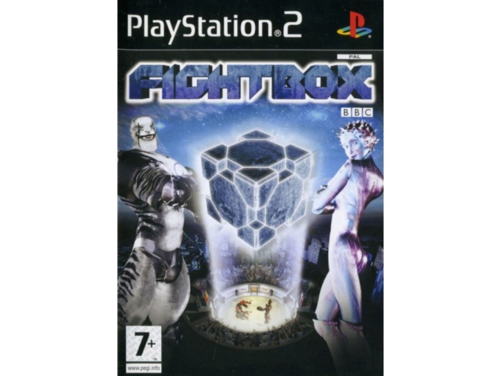 PS2 fightbox