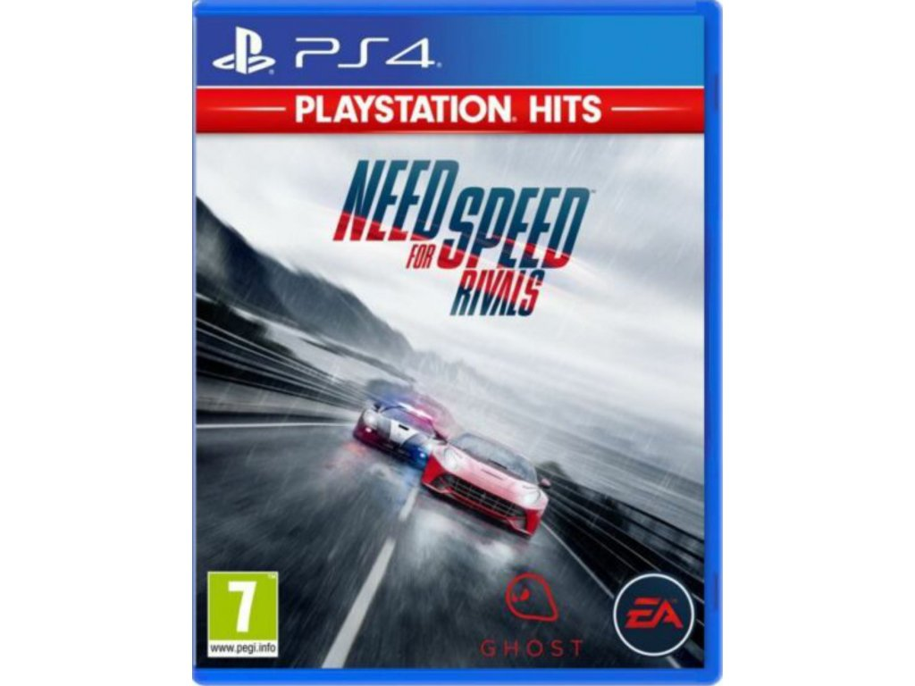 Need For Speed Rivals Playstation Hits (PS4