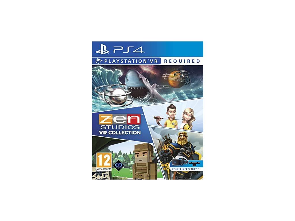 Zen Studios Ultimate VR Collection (PSVR)