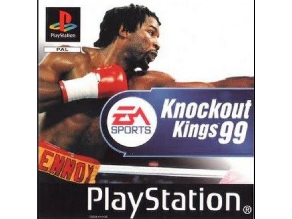 ps1 knockout kings 99