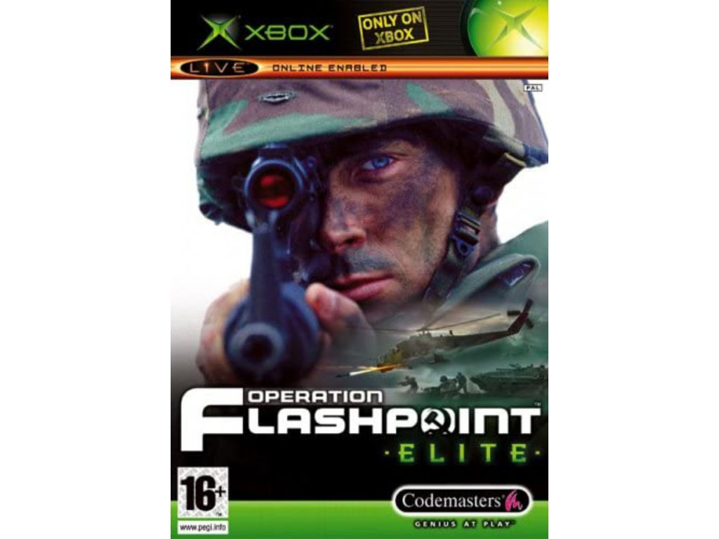 xbox operation flashpoint elite