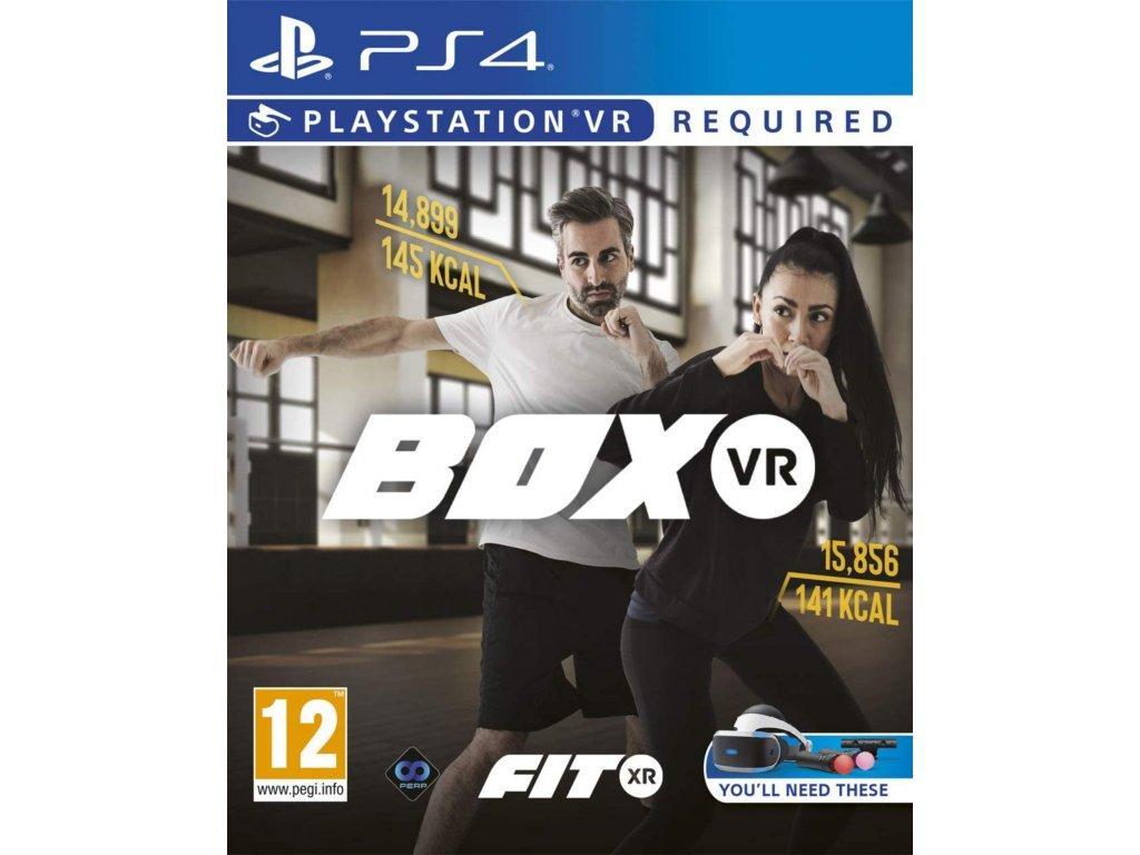 Box vr ps4