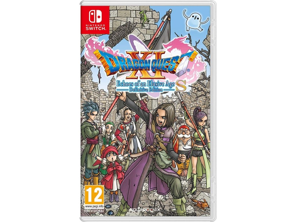 Dragon Quest 11 Echoes Of An Elusive Age (Definitive Edition)