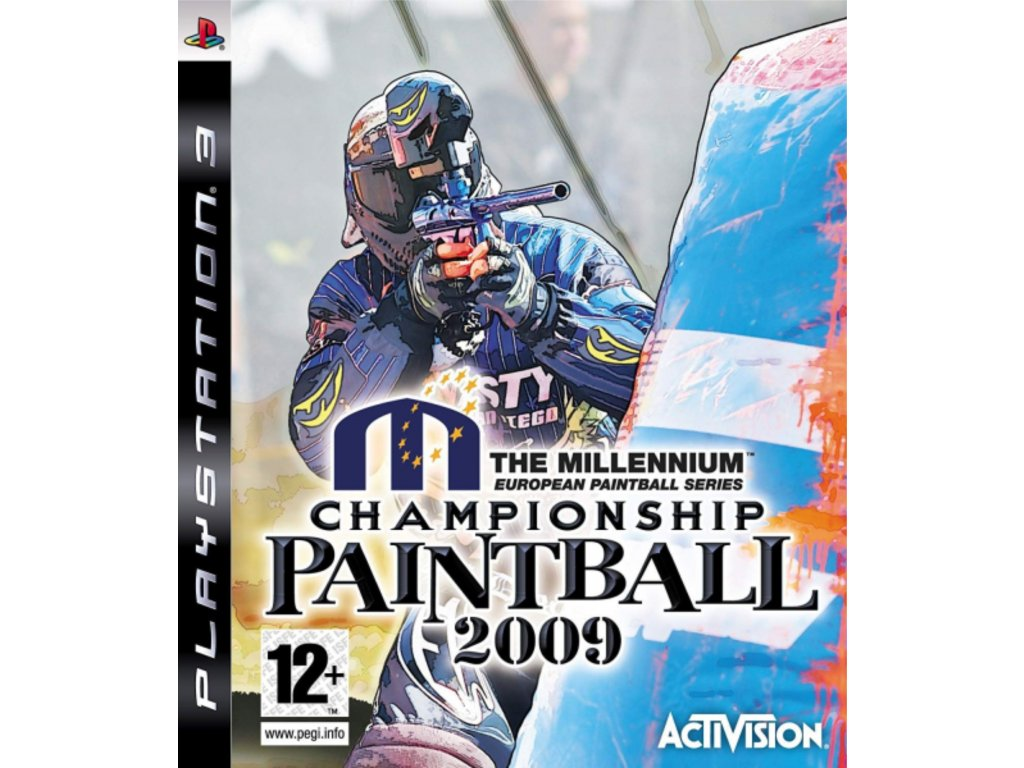 PS3 Milennium Championship Paintball 2009