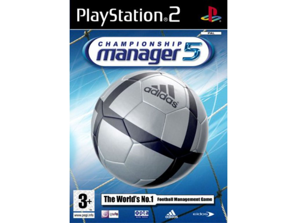 PS2 championship manager 2005