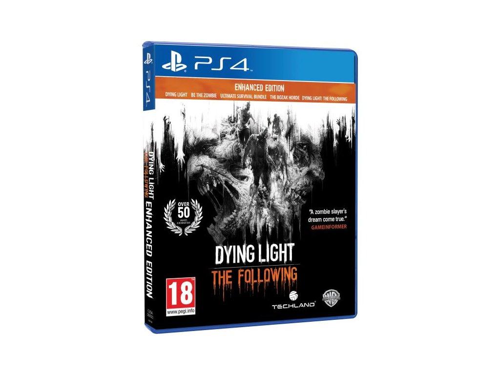 PS4 Dying Light: The Following- Enhanced Edition (nová)