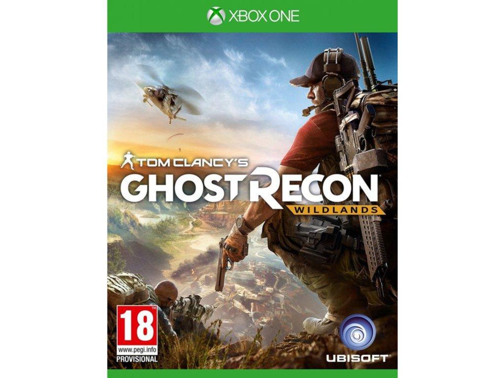 XBOX ONE Tom Clancys Ghost Recon Wildlands CZ