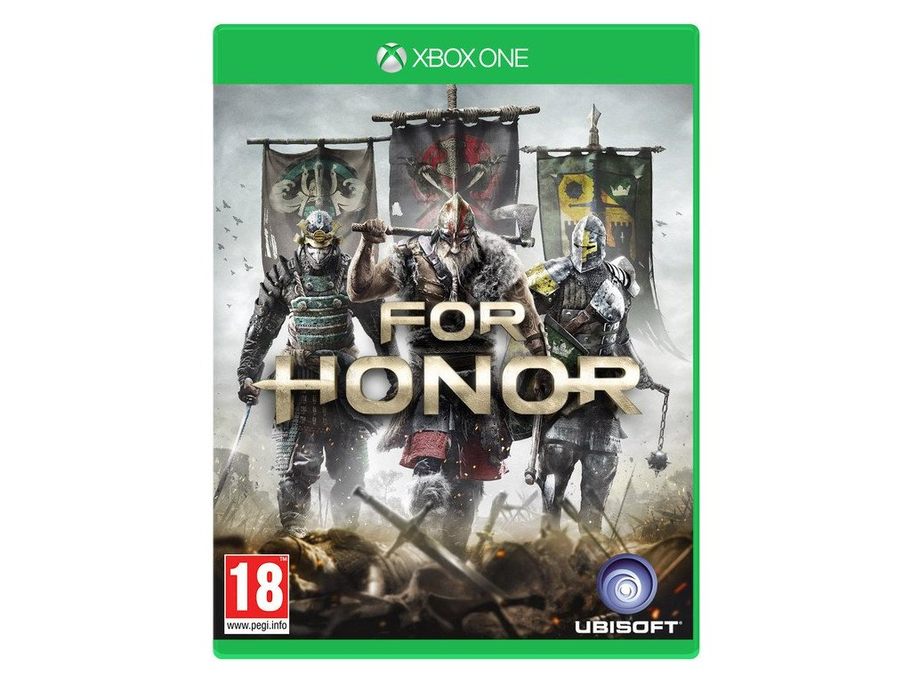 XBOX ONE For Honor CZ