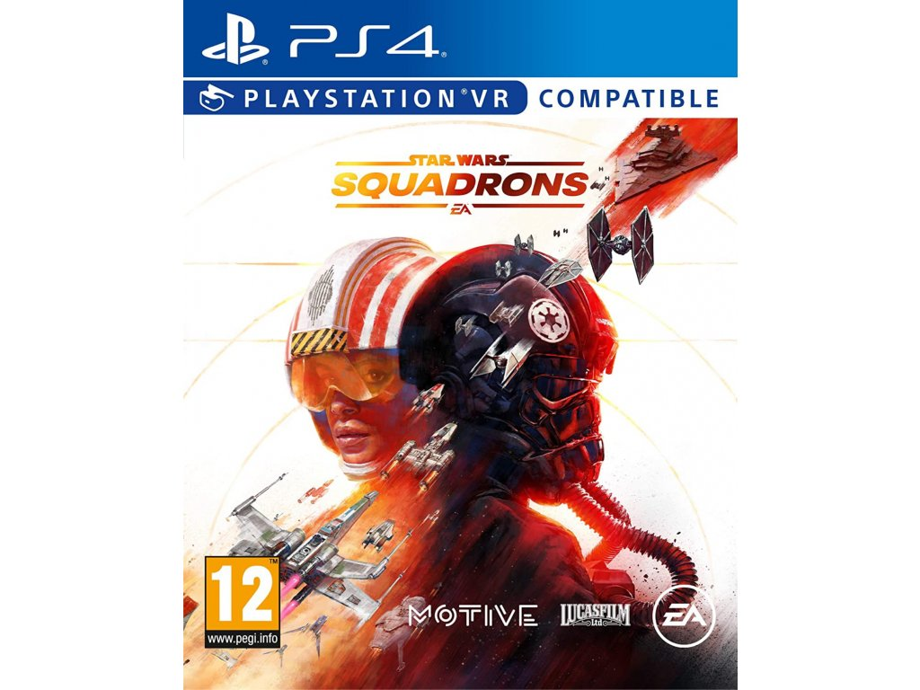 Star Wars Squadrons (PS4) vr