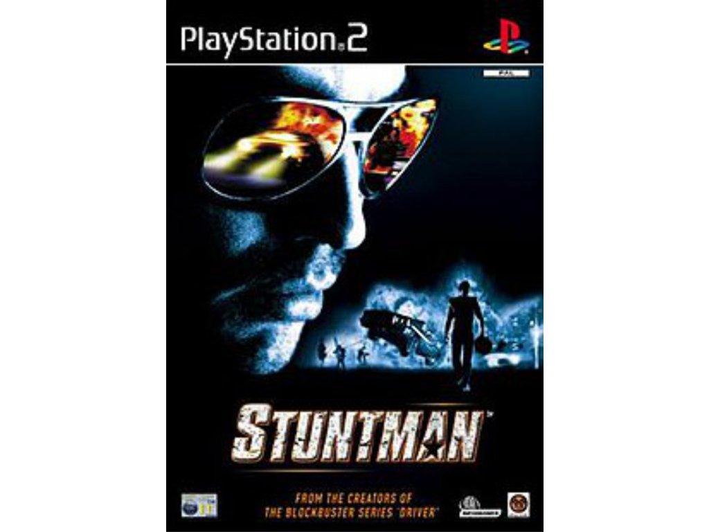 PS2 Stuntman