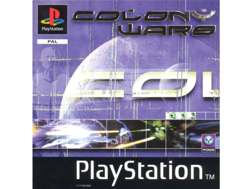 PS1 Colony Wars