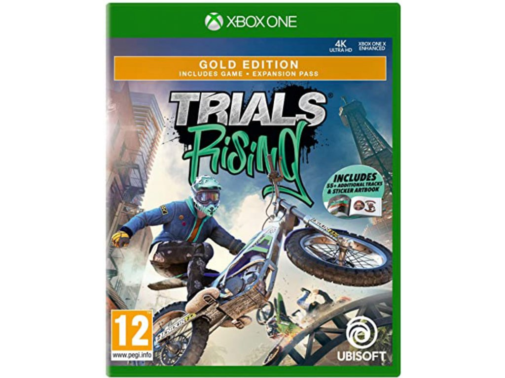 XBOX ONE Trials Rising Gold