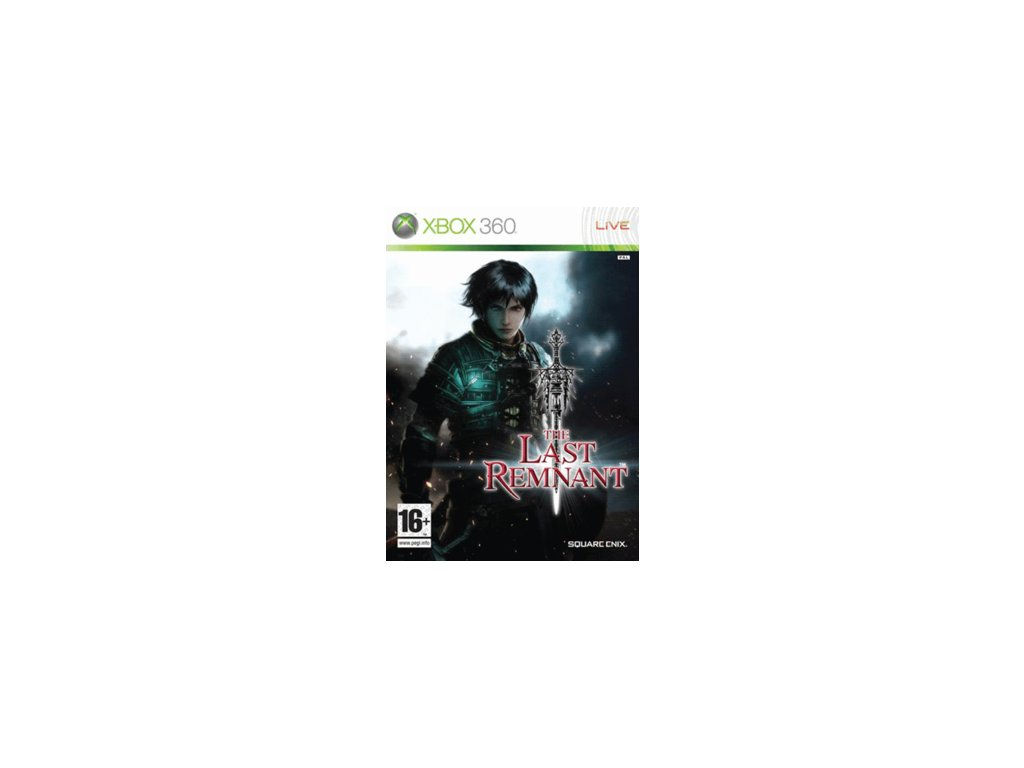 XBOX 360 The Last Remnant