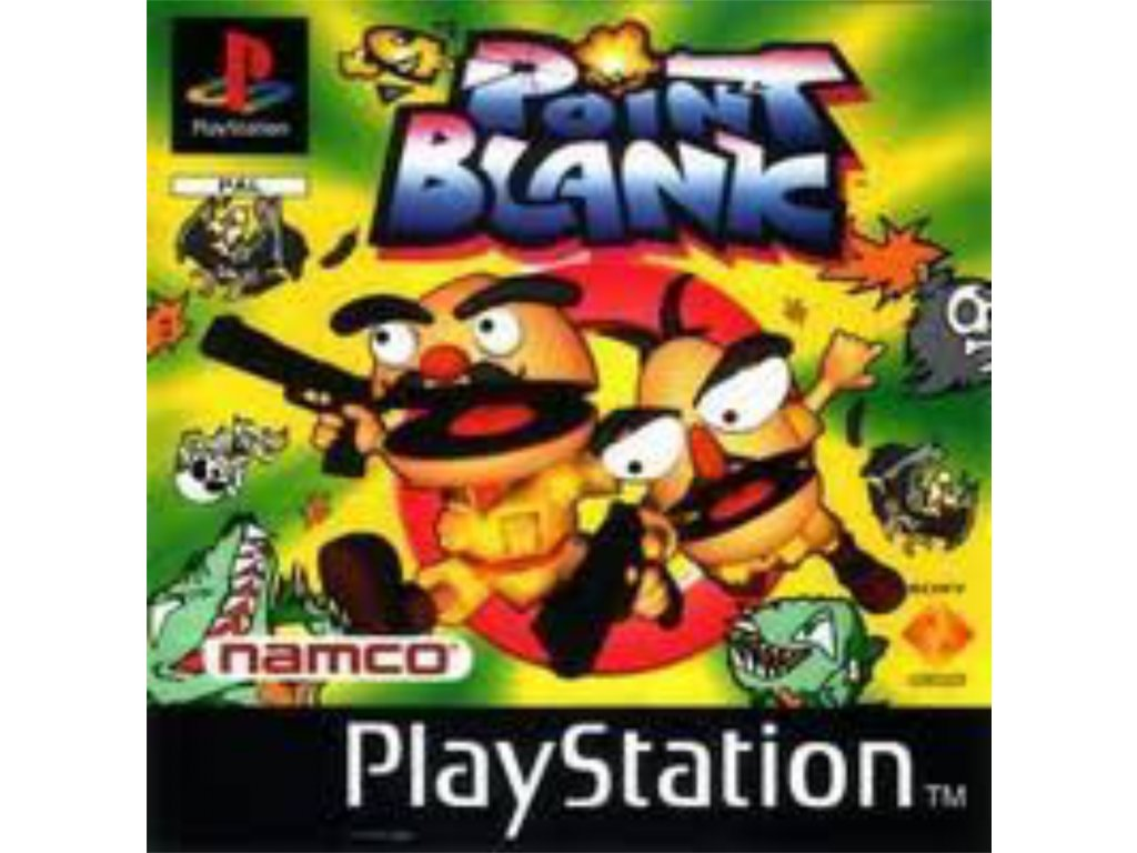 ps1 point blank