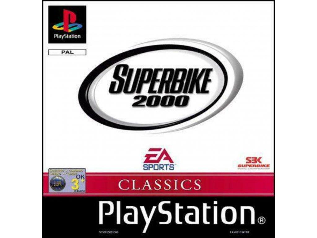 PS1 Superbike 2000 Classics