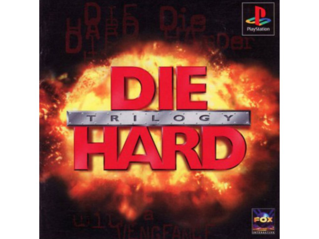 PS1 Die Hard Trilogy