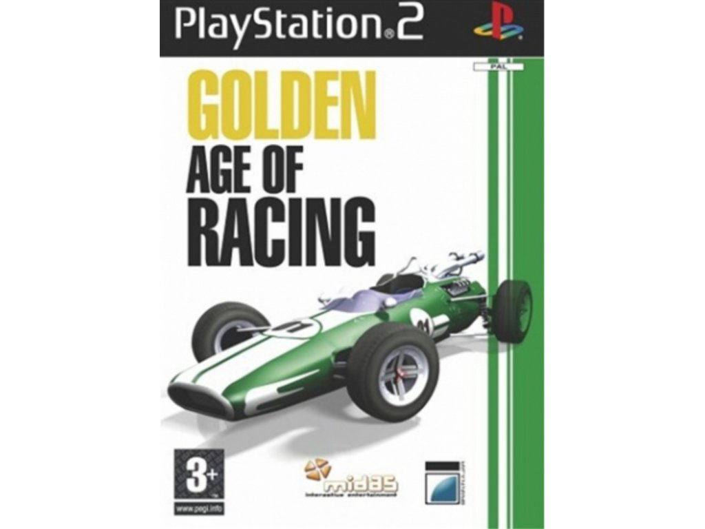 ps2 golden age of racing