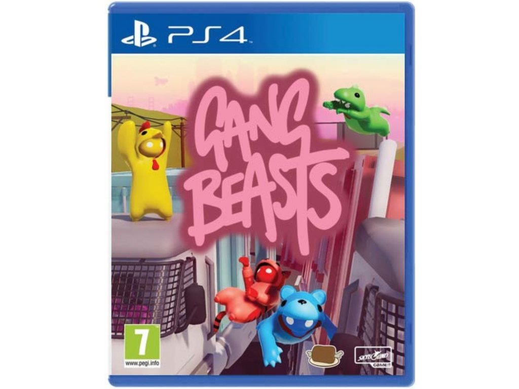 PS4 Gang Beasts