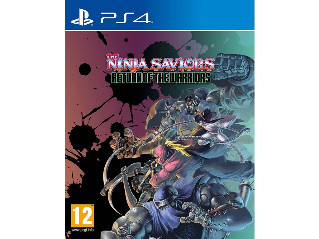Ninja Saviors Return of Warrior PS4