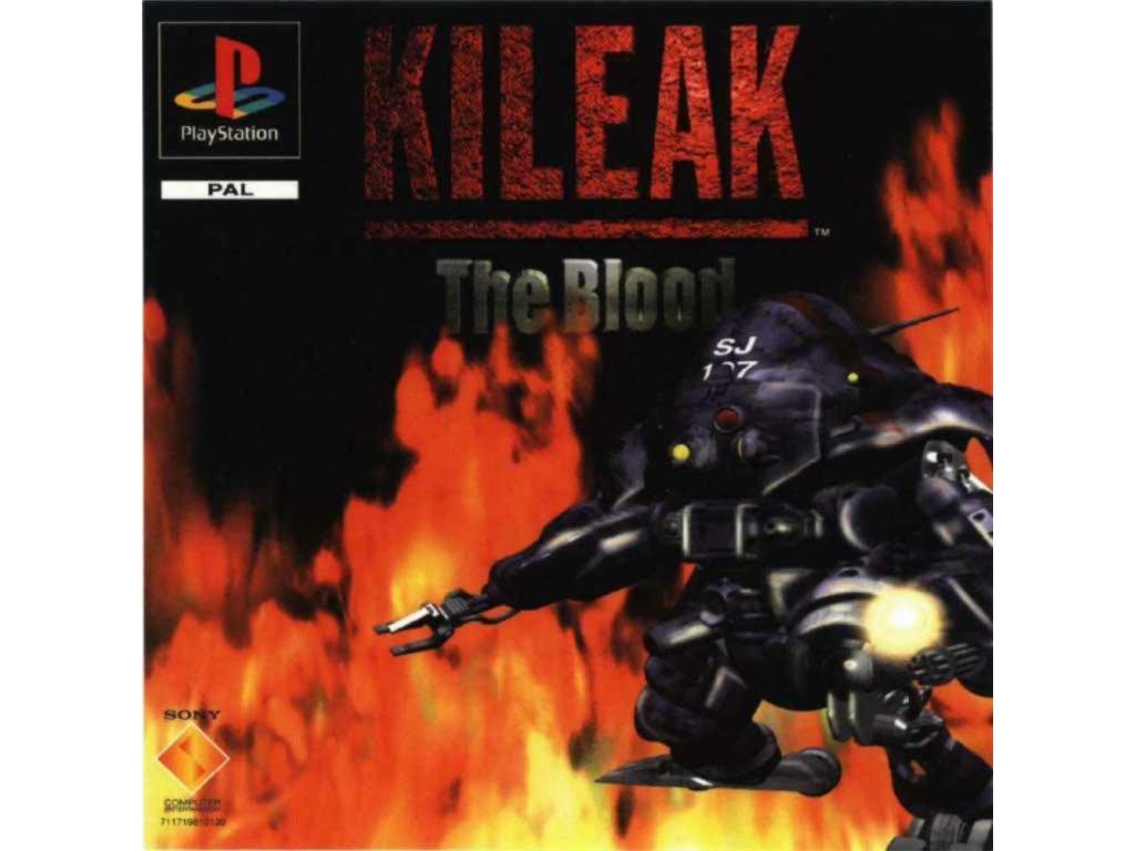 PS1 kileak the blood