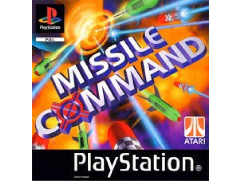 Missile Command ps1
