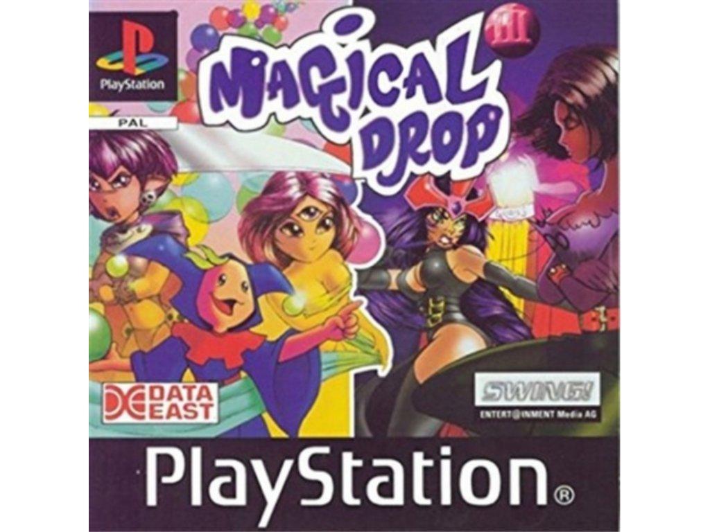 ps1 magical drop