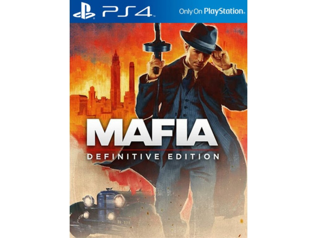 ps4 mafia definitive edition