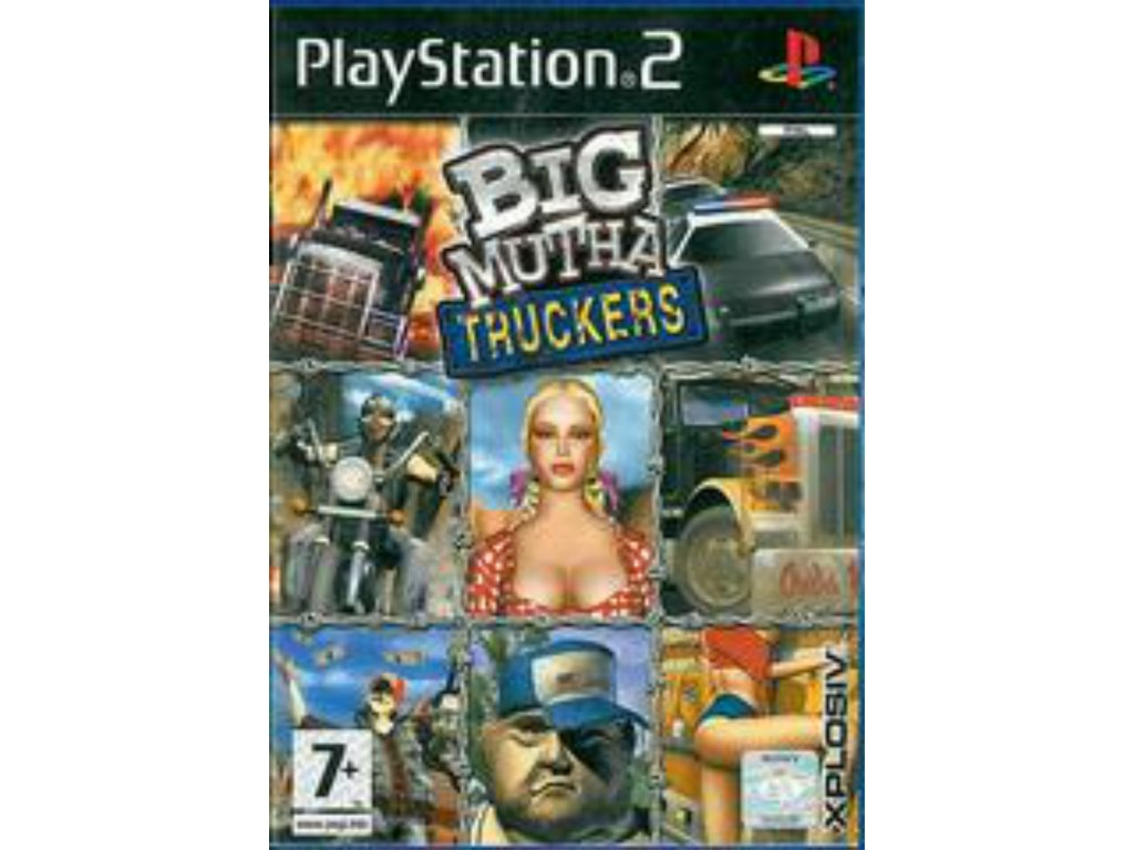 PS2 Big Mutha Truckers