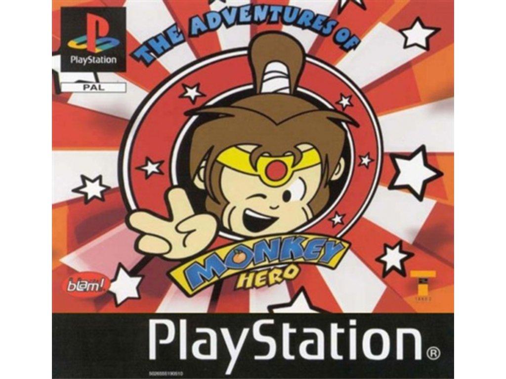 PS1 Monkey Hero