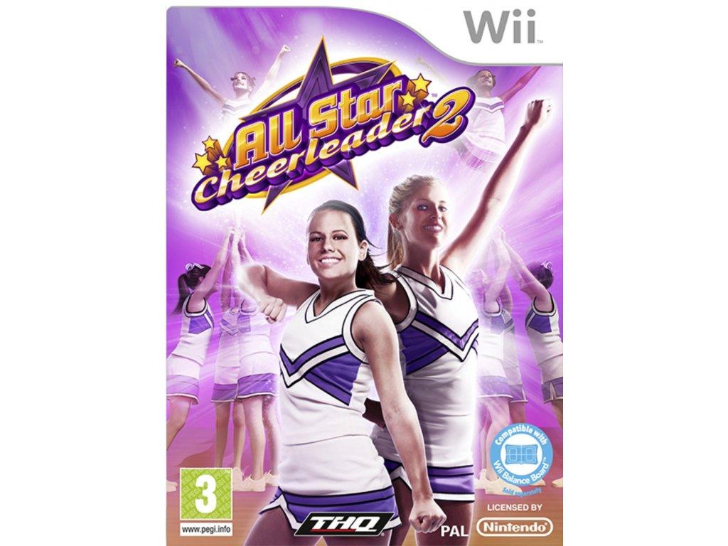 Wii All Star Cheerleader 2