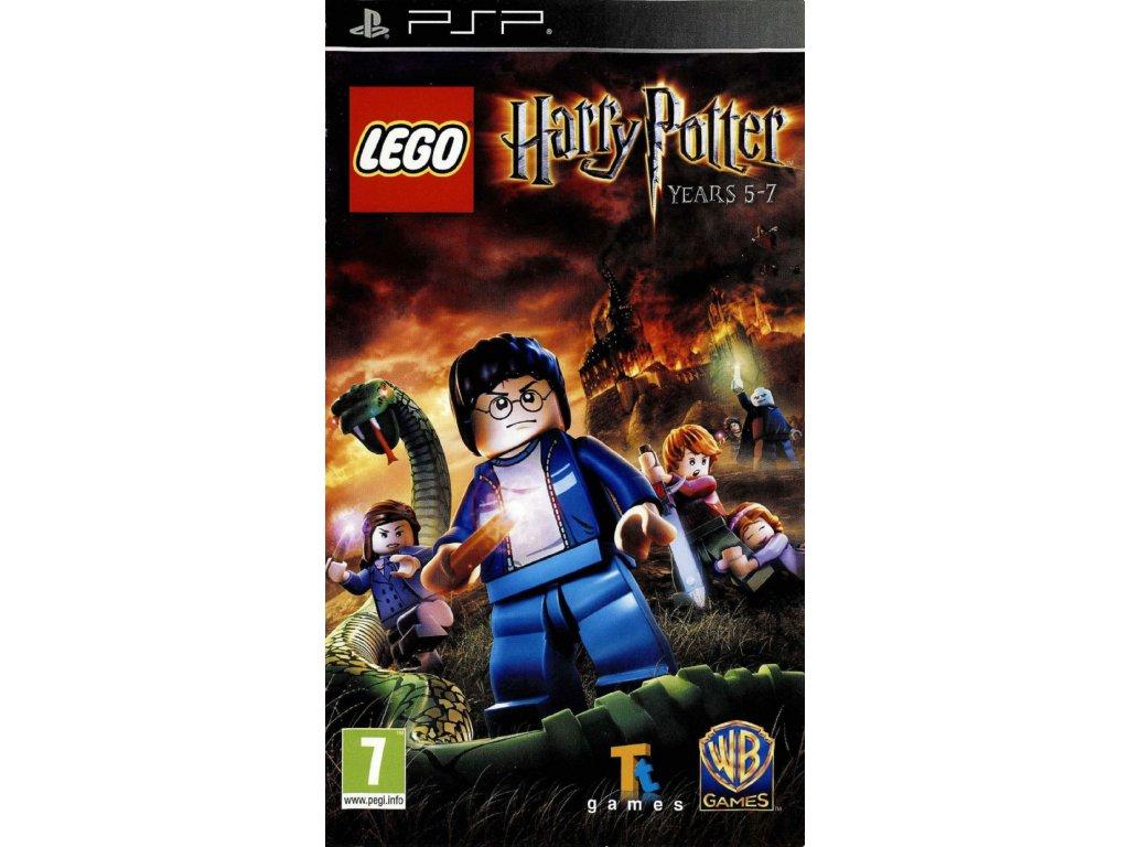 LEGO Harry Potter Year 5 7 psp