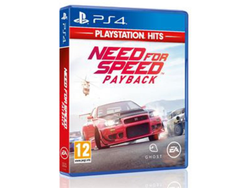 ps4 need for speed payback playstation hits