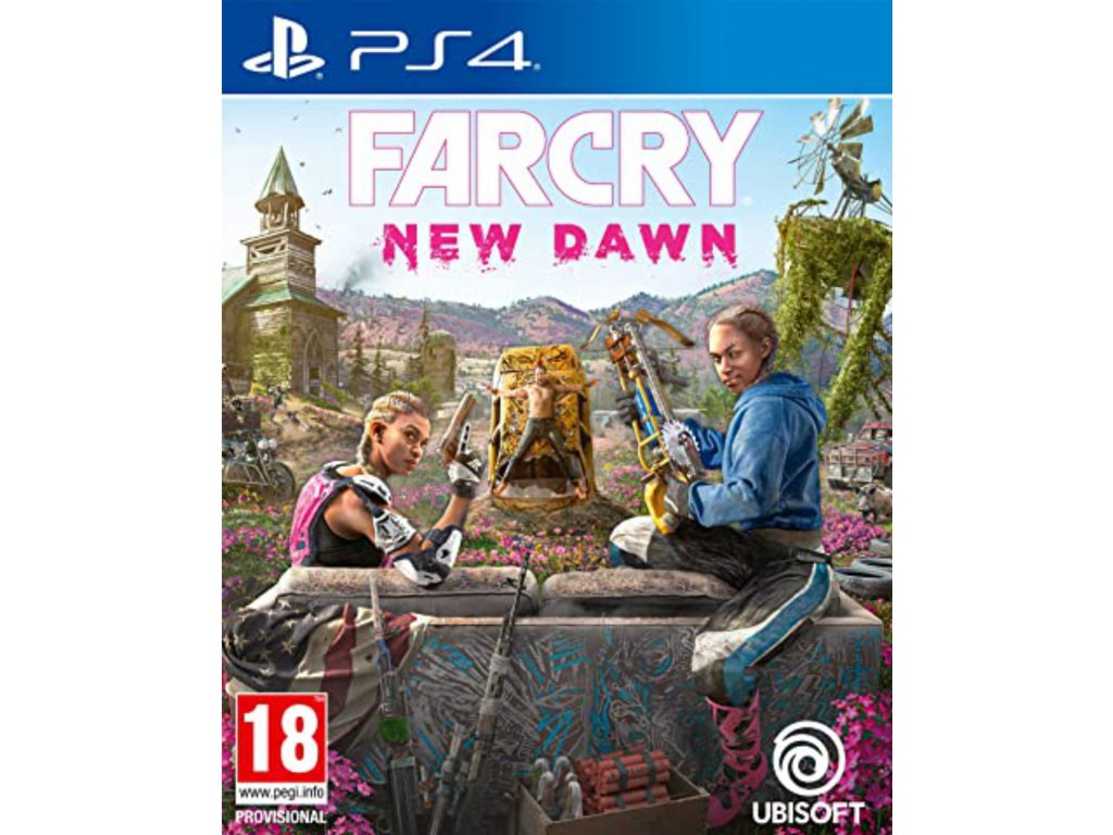 PS4 Far Cry New Dawn