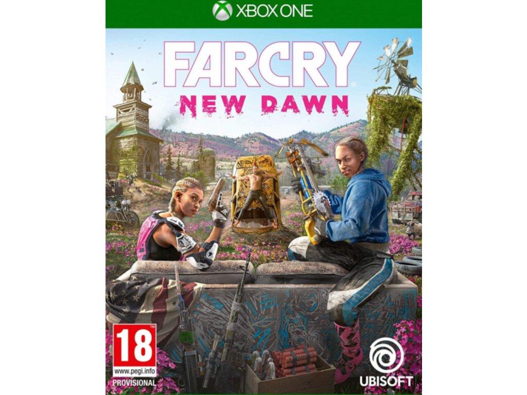 XBOX ONE Far Cry New Dawn CZ